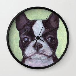 Jackson the Dog Wall Clock