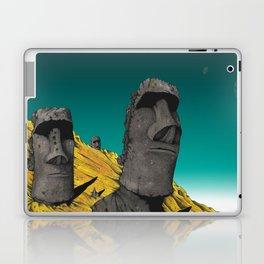 Easter Island 2 Laptop & iPad Skin