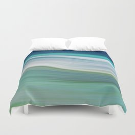 OCEAN ABSTRACT Duvet Cover