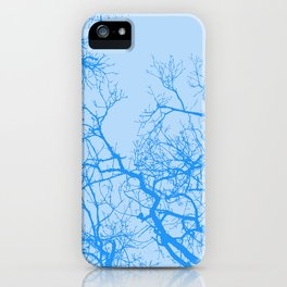 Trees 16 iPhone Case