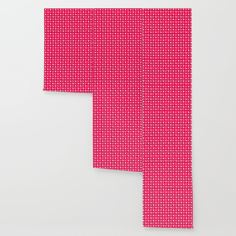 Fuck You Pattern Wallpaper
