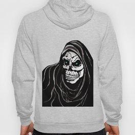 Grim Death reaper Halloween death skull horror day Hoody