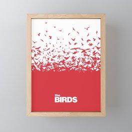The Birds Framed Mini Art Print