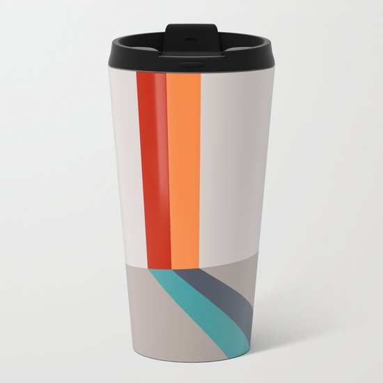Poligonal 178 Metal Travel Mug
