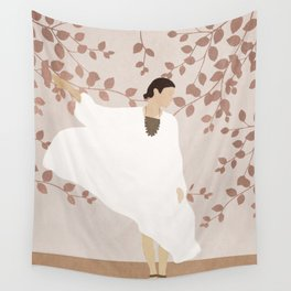 Soft Summer Breeze II Wall Tapestry