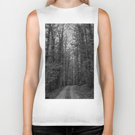 Road to nowhere Biker Tank
