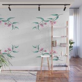 Eucalyptus Lush Wall Mural