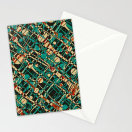 Alien Stationery Cards