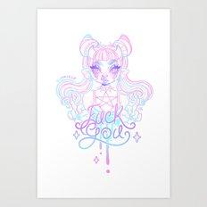 F*** You Art Print