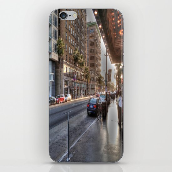 Los Angeles Life iPhone & iPod Skin