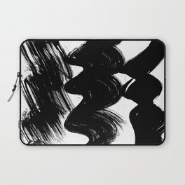 Brush stroke Laptop Sleeve