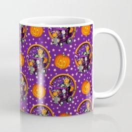 halloween family drive Coffee Mug