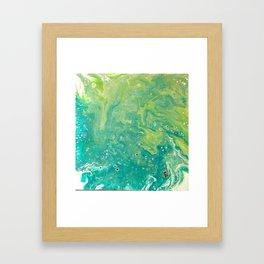 Pour 09108c Framed Art Print
