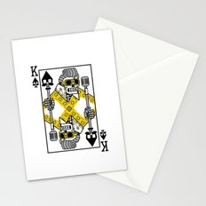 Dead King Card Stationery Cards