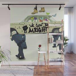 Kendrick Lamar - We Gon' Be Alright Wall Mural