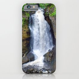 """Miners Falls"" iPhone Case"