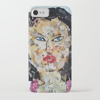 asian iPhone & iPod Cases featuring ANGRY ASIAN  by JANUARY FROST