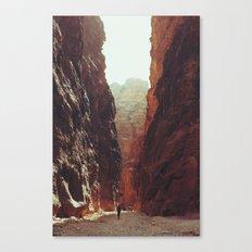 Petra I Canvas Print