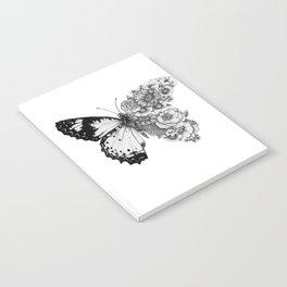 Butterfly in Bloom Notebook