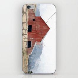 The Barn iPhone Skin