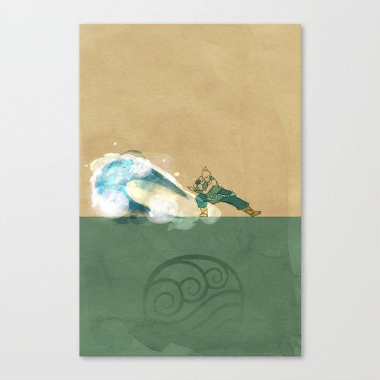 Avatar Korra Canvas Print