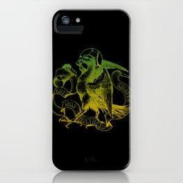 Holyhead Harpies Design iPhone Case