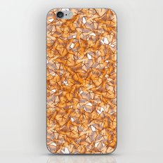 Trompe-l'œil - Starfruit vs. Autumn iPhone & iPod Skin