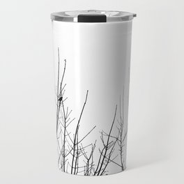 Birds on Branches Travel Mug