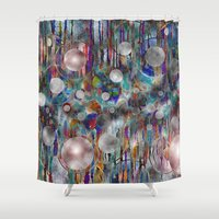 twilight Shower Curtains featuring Twilight  by Heather Plewes Art