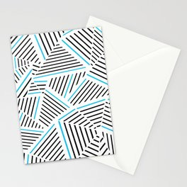 Ab Linear with Electric Stationery Cards