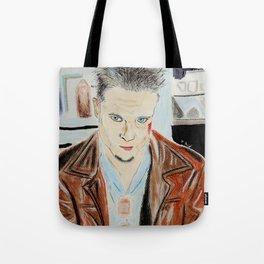 Brad Pitt-Tyler Durden Tote Bag