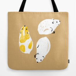 Cute mouse Tote Bag