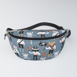 Pirate Cats Fanny Pack