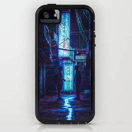 Midnight Meeting iPhone Case