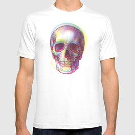 acid calavera T-shirt
