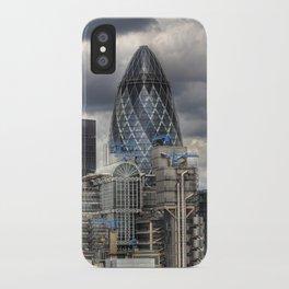 Gherkin iPhone Case