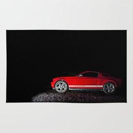 Mustang Ready Rug
