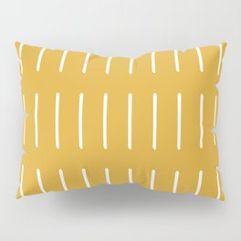 organic (yellow) Pillow Sham