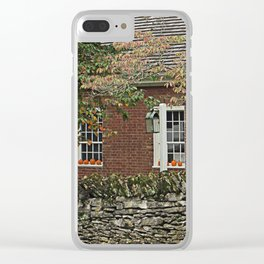 The Shakers fall Clear iPhone Case