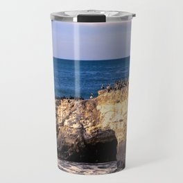 Natural Bridges, Santa Cruz Travel Mug