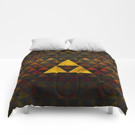 Ganondorf Geometry Comforters