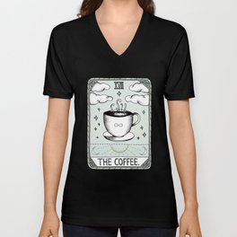The Coffee Unisex V-Neck