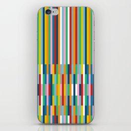 Brick Columns iPhone Skin