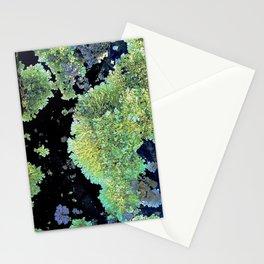 Shield Lichen Stationery Cards