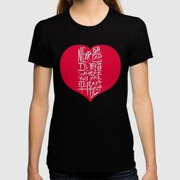 In a Heartbeat T-shirt