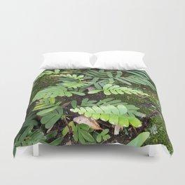 Moss and Fern Duvet Cover