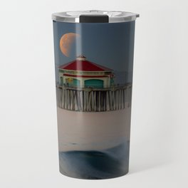 2018 Super Blue Moon Lunar Eclipse Travel Mug