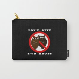 2 Hoots Carry-All Pouch