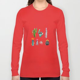 A Prickly Bunch Long Sleeve T-shirt
