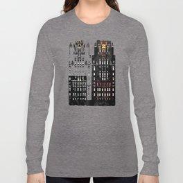 Radiator Building Long Sleeve T-shirt